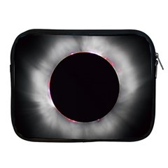 Solar Eclipse Apple Ipad 2/3/4 Zipper Cases