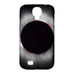 Solar Eclipse Samsung Galaxy S4 Classic Hardshell Case (pc+silicone)