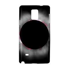 Solar Eclipse Samsung Galaxy Note 4 Hardshell Case