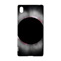 Solar Eclipse Sony Xperia Z3+