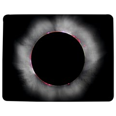 Solar Eclipse Jigsaw Puzzle Photo Stand (Rectangular)