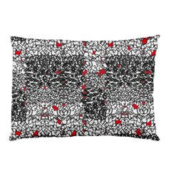 Sribble Plaid Pillow Case