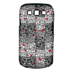 Sribble Plaid Samsung Galaxy S III Classic Hardshell Case (PC+Silicone)