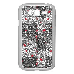 Sribble Plaid Samsung Galaxy Grand Duos I9082 Case (white)