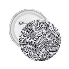 Zentangle Art Patterns 2 25  Buttons