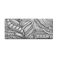 Zentangle Art Patterns Cosmetic Storage Cases
