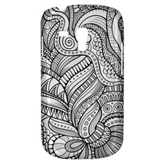 Zentangle Art Patterns Galaxy S3 Mini