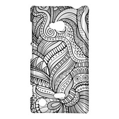 Zentangle Art Patterns Nokia Lumia 720