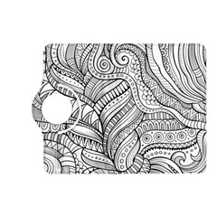 Zentangle Art Patterns Kindle Fire HD (2013) Flip 360 Case