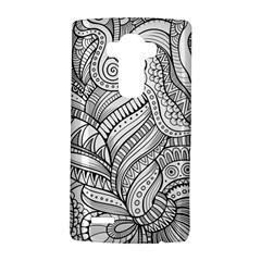Zentangle Art Patterns LG G4 Hardshell Case