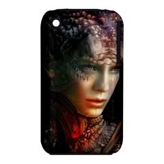 Digital Fantasy Girl Art Iphone 3s/3gs
