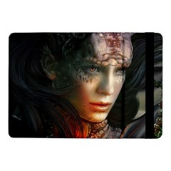 Digital Fantasy Girl Art Samsung Galaxy Tab Pro 10.1  Flip Case