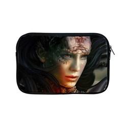 Digital Fantasy Girl Art Apple Macbook Pro 13  Zipper Case
