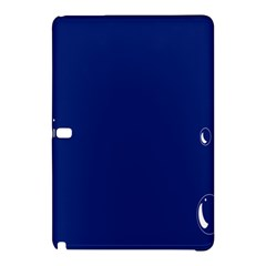 Bubbles Circle Blue Samsung Galaxy Tab Pro 12.2 Hardshell Case