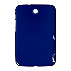 Bubbles Circle Blue Samsung Galaxy Note 8.0 N5100 Hardshell Case