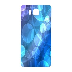 Circle Blue Purple Samsung Galaxy Alpha Hardshell Back Case