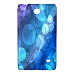 Circle Blue Purple Samsung Galaxy Tab 4 (7 ) Hardshell Case