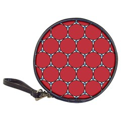 Circle Red Purple Classic 20-CD Wallets