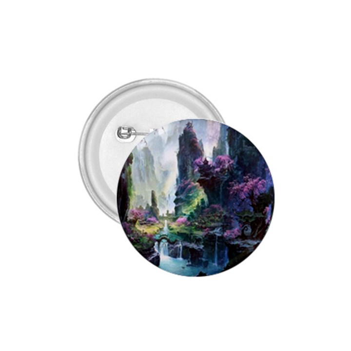 Fantastic World Fantasy Painting 1.75  Buttons