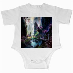 Fantastic World Fantasy Painting Infant Creepers