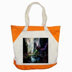 Fantastic World Fantasy Painting Accent Tote Bag
