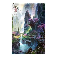 Fantastic World Fantasy Painting Shower Curtain 48  x 72  (Small)