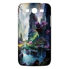 Fantastic World Fantasy Painting Samsung Galaxy Mega 5.8 I9152 Hardshell Case
