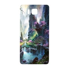 Fantastic World Fantasy Painting Samsung Galaxy Alpha Hardshell Back Case