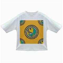 Madhubani Fish Indian Ethnic Pattern Infant/Toddler T-Shirts