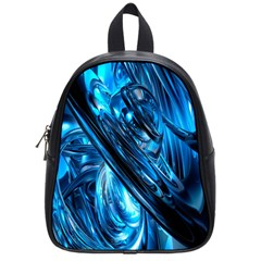 Blue Wave School Bags (small)