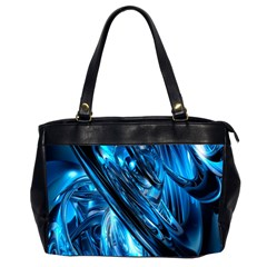 Blue Wave Office Handbags (2 Sides)