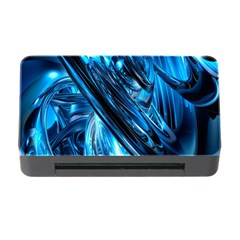 Blue Wave Memory Card Reader with CF