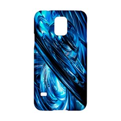 Blue Wave Samsung Galaxy S5 Hardshell Case