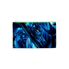 Blue Wave Cosmetic Bag (XS)