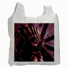 Fantasy Art Legend Of The Five Rings Steve Argyle Fantasy Girls Recycle Bag (Two Side)