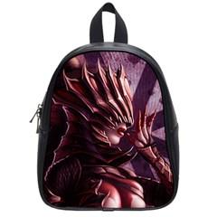 Fantasy Art Legend Of The Five Rings Steve Argyle Fantasy Girls School Bags (Small)