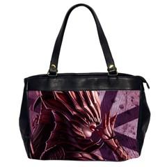 Fantasy Art Legend Of The Five Rings Steve Argyle Fantasy Girls Office Handbags (2 Sides)