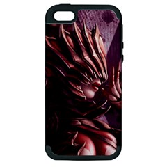 Fantasy Art Legend Of The Five Rings Steve Argyle Fantasy Girls Apple iPhone 5 Hardshell Case (PC+Silicone)