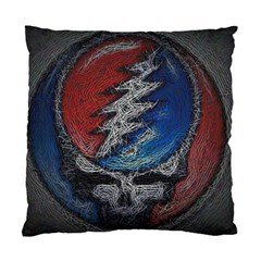 Grateful Dead Logo Standard Cushion Case (One Side)