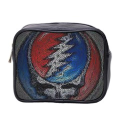 Grateful Dead Logo Mini Toiletries Bag 2-Side