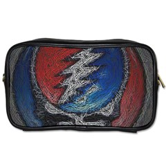 Grateful Dead Logo Toiletries Bags