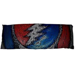 Grateful Dead Logo Body Pillow Case Dakimakura (two Sides)