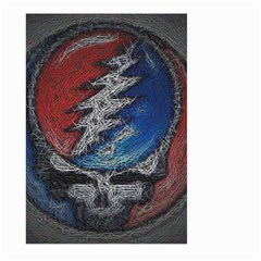 Grateful Dead Logo Large Garden Flag (two Sides)