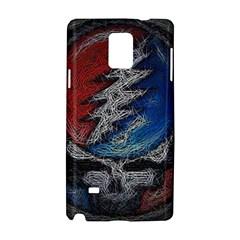 Grateful Dead Logo Samsung Galaxy Note 4 Hardshell Case