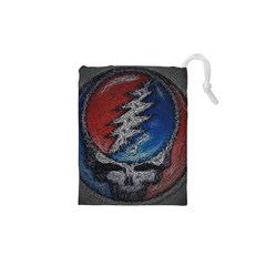 Grateful Dead Logo Drawstring Pouches (XS)