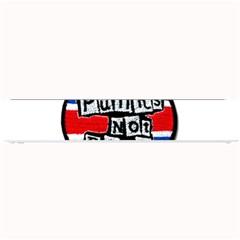 Punk Not Dead Music Rock Uk Flag Small Bar Mats