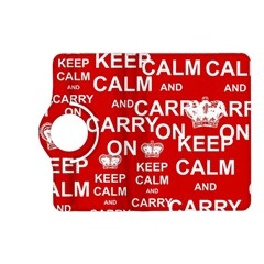 Keep Calm And Carry On Kindle Fire Hd (2013) Flip 360 Case
