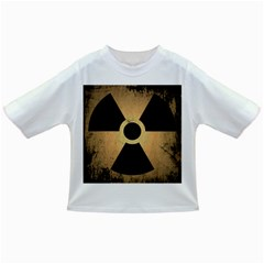 Radioactive Warning Signs Hazard Infant/Toddler T-Shirts