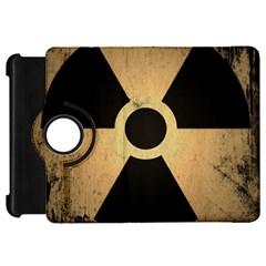 Radioactive Warning Signs Hazard Kindle Fire HD 7