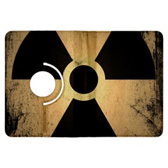 Radioactive Warning Signs Hazard Kindle Fire Hdx Flip 360 Case